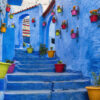 "The blue city "" Chefchaouen """