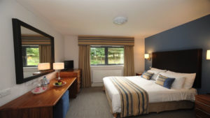 Accomodation, double Room