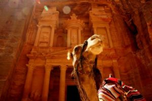 Petra with Ahlan wolrd