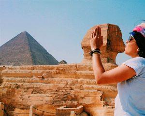 Cairo, sphinx